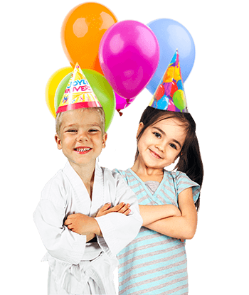 Martial Arts Invictus Martial Arts - Birthday Parties