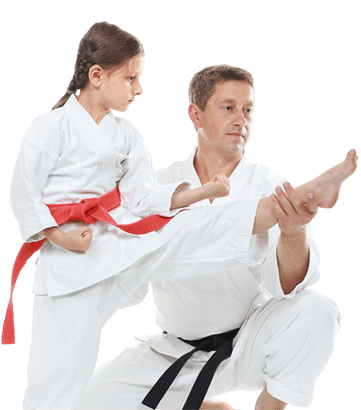 private martial arts training