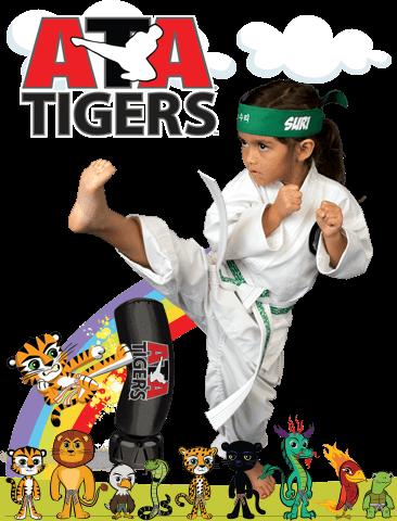 ATA Martial Arts Invictus Martial Arts - ATA Tigers